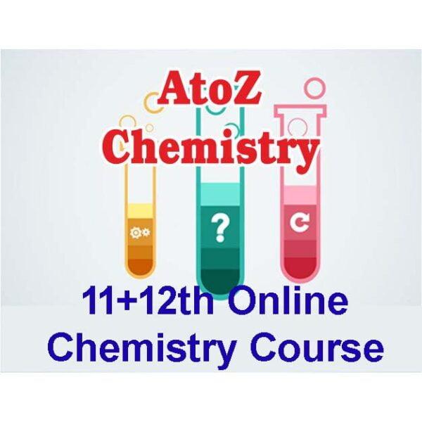 Online Chemistry for JEE & NEET