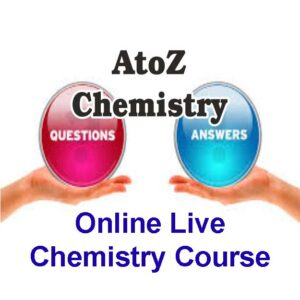 Online Live – 1 Year Course – 12th Chemistry