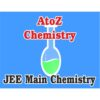 JEE main Chemistry Online