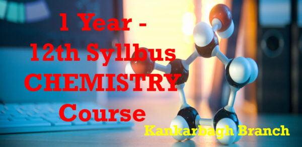 Best NEET Chemistry Teacher at Kankarbagh