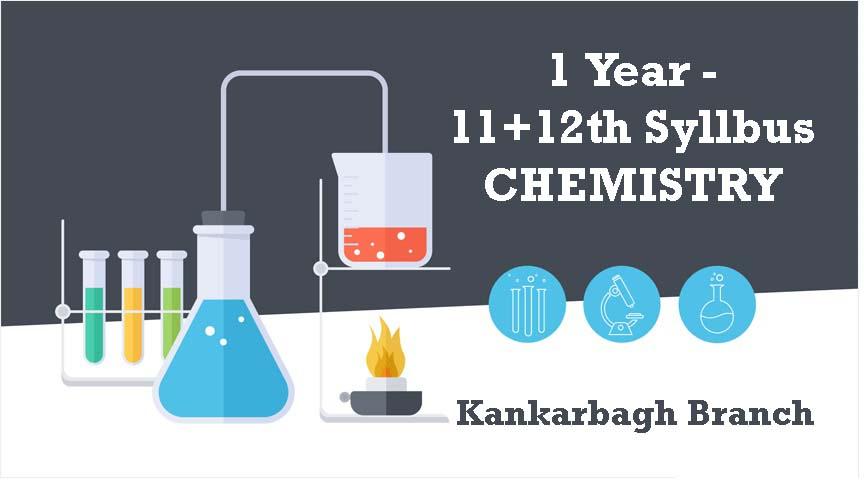 Best Chemistry teacher at Kankarbagh