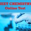 NEET Chemistry Online Test
