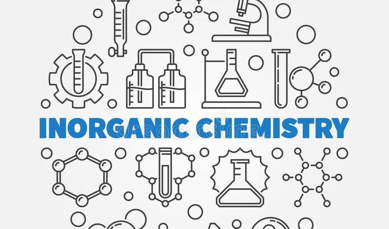 inorganic-chemistry-vector