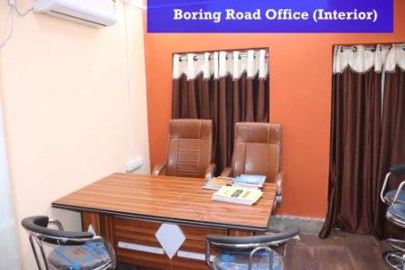 Boring Road Centre Office - Top Chemistry Classes in Patna