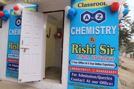 Best JEE & NEET Chemistry Classes at Boring Road, Patna